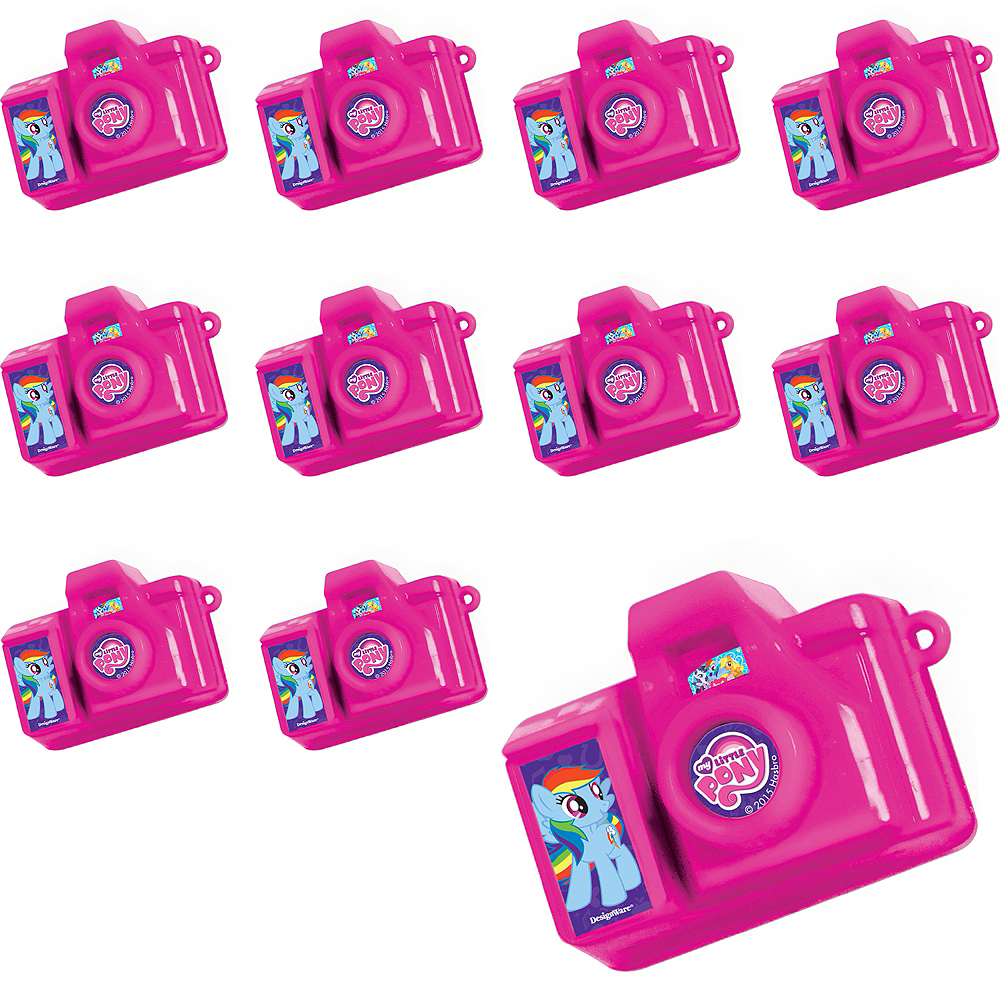 My Little Pony Click Cameras 24ct Image #1