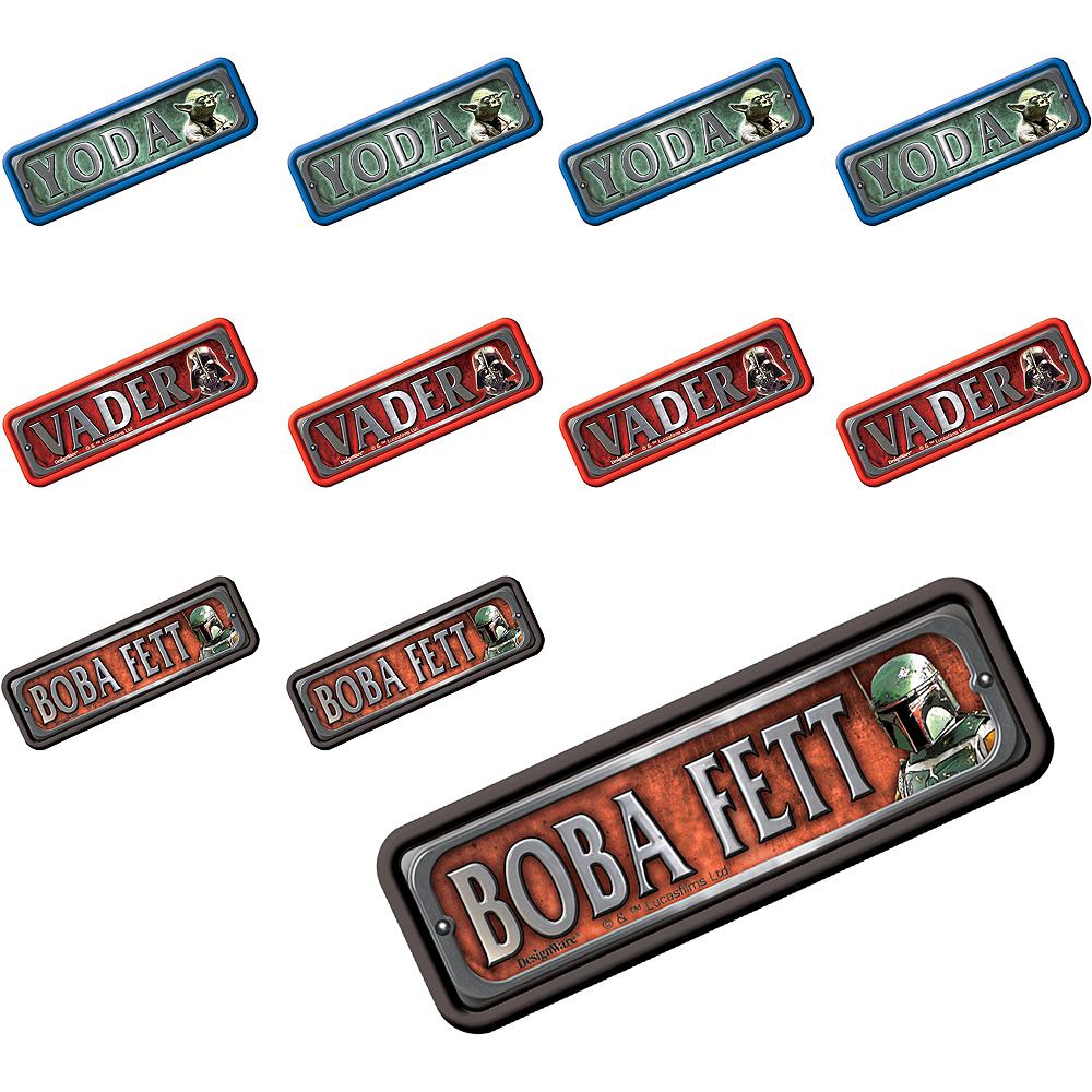 Star Wars Name Pins 48ct Image #1