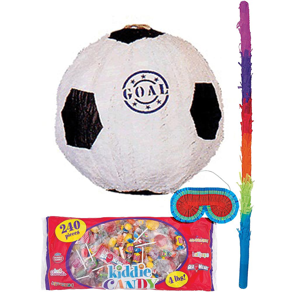 Goal Soccer Ball Pinata Kit Image #1