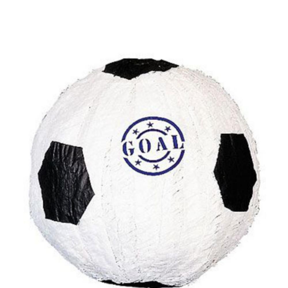 Goal Soccer Ball Pinata Kit Image #2