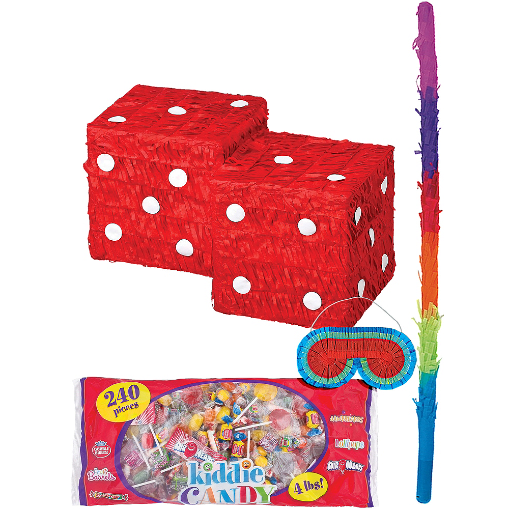 Dice Pinata Kit Image #1