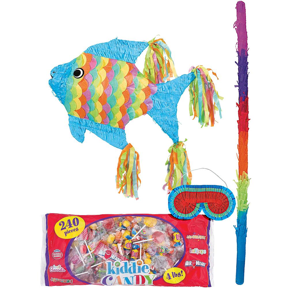 Tropical Fish Pinata Kit Image #1