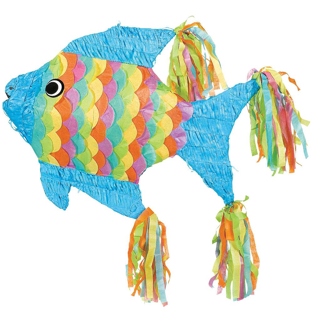 Tropical Fish Pinata Kit Image #2