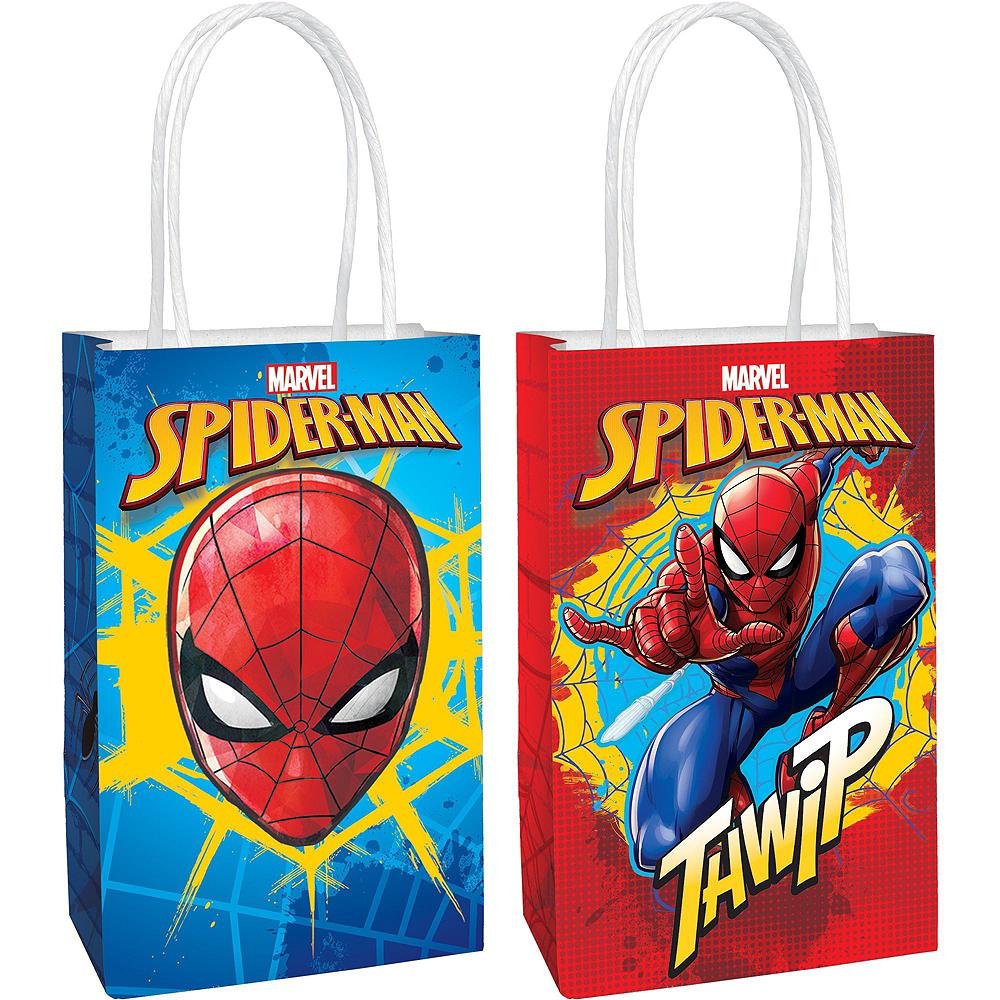 Spider-Man Basic Favor Kit for 8 Guests Image #3