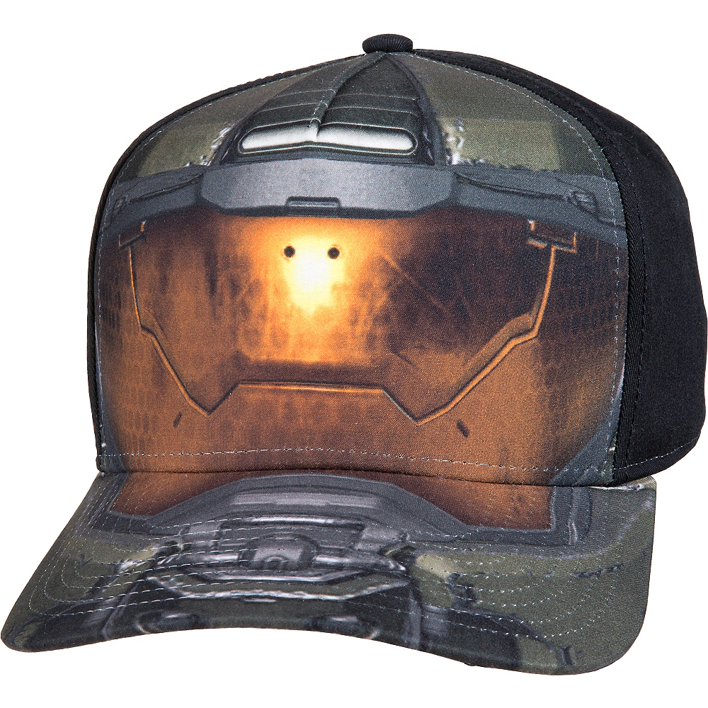 Master Chief Baseball Hat - Halo Image #1