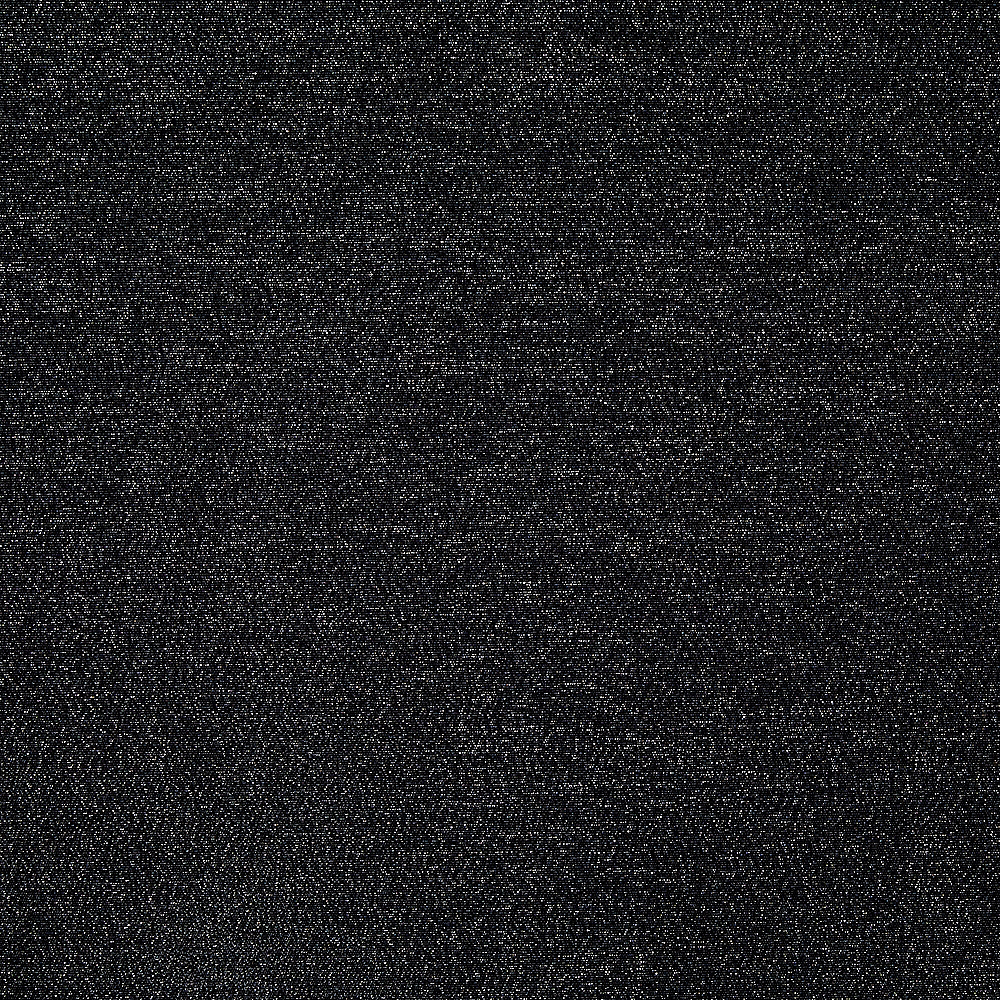 Metallic Black Fabric Tablecloth Image #2