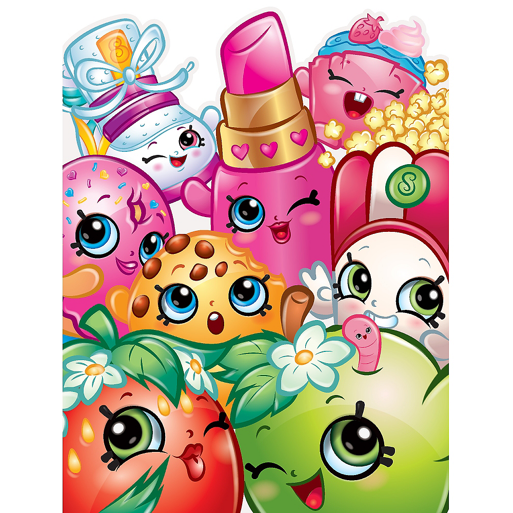 Nav Item for Shopkins Life Size Cutout Image #1