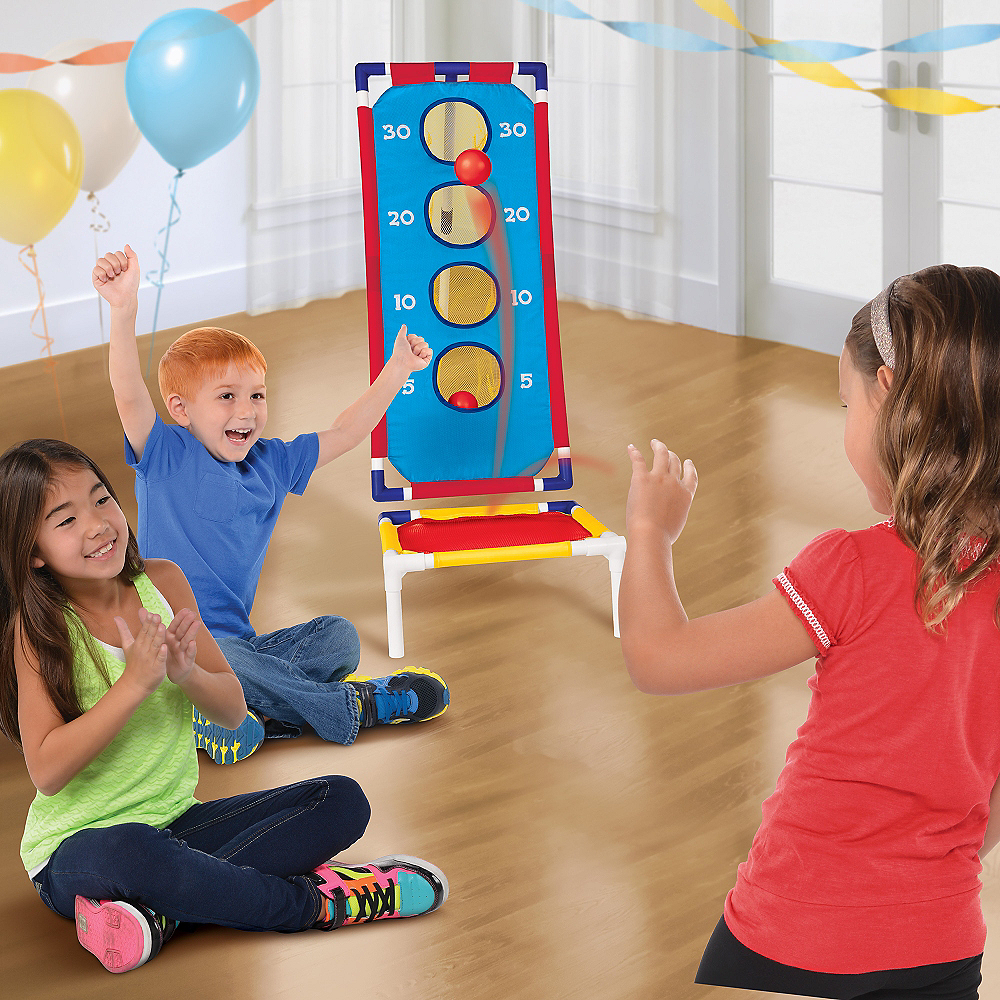Bounce-a-Ball Target Game Image #2