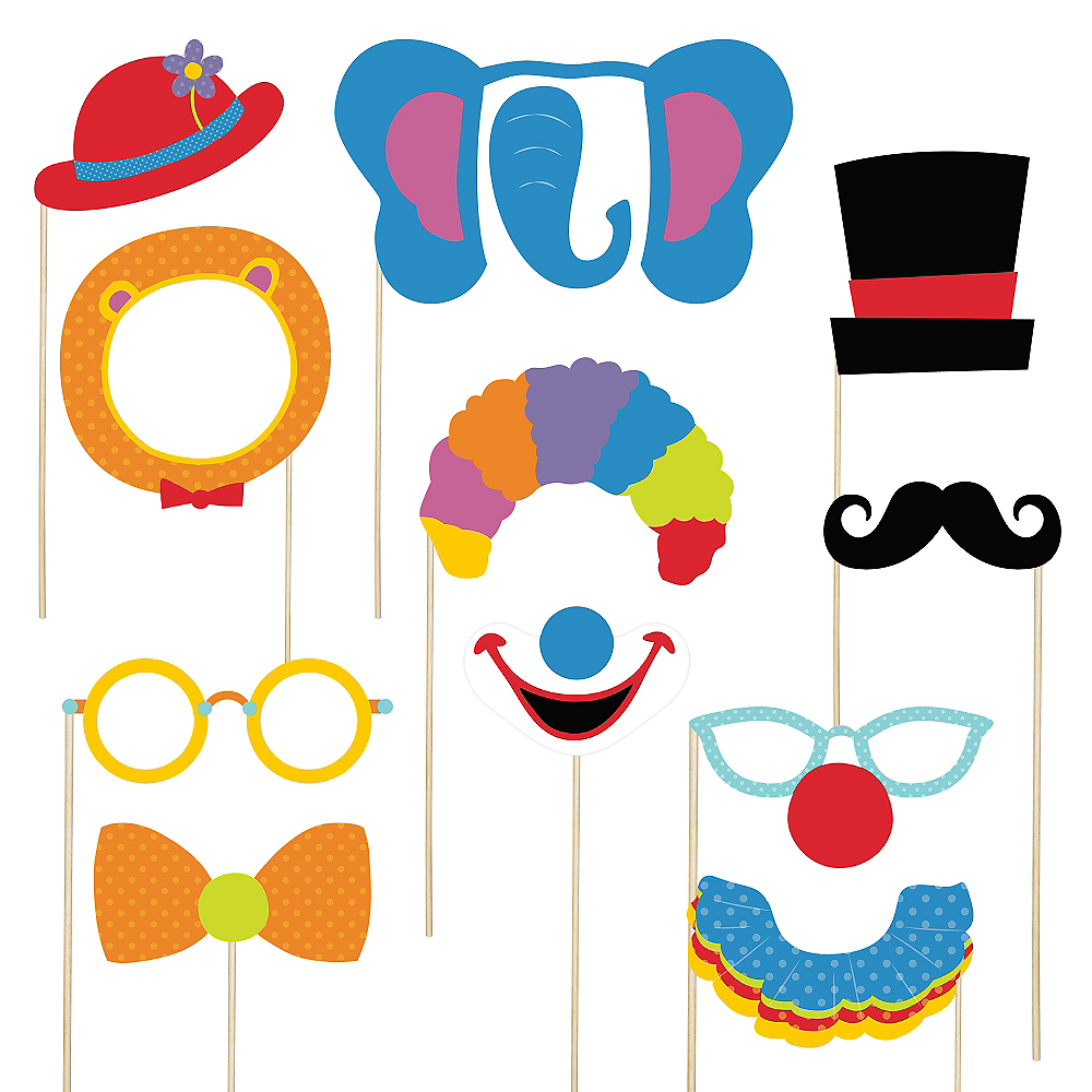 Carnival Photo Booth Kit Image #3