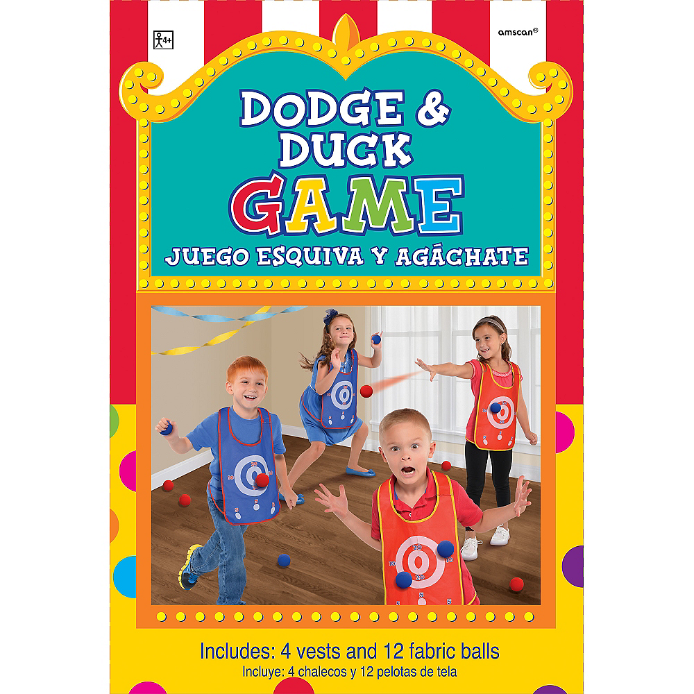 Duck & Dodge Game Image #1