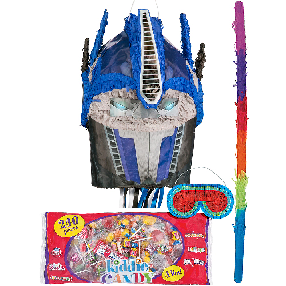 Optimus Prime Pinata Kit - Transformers Image #1