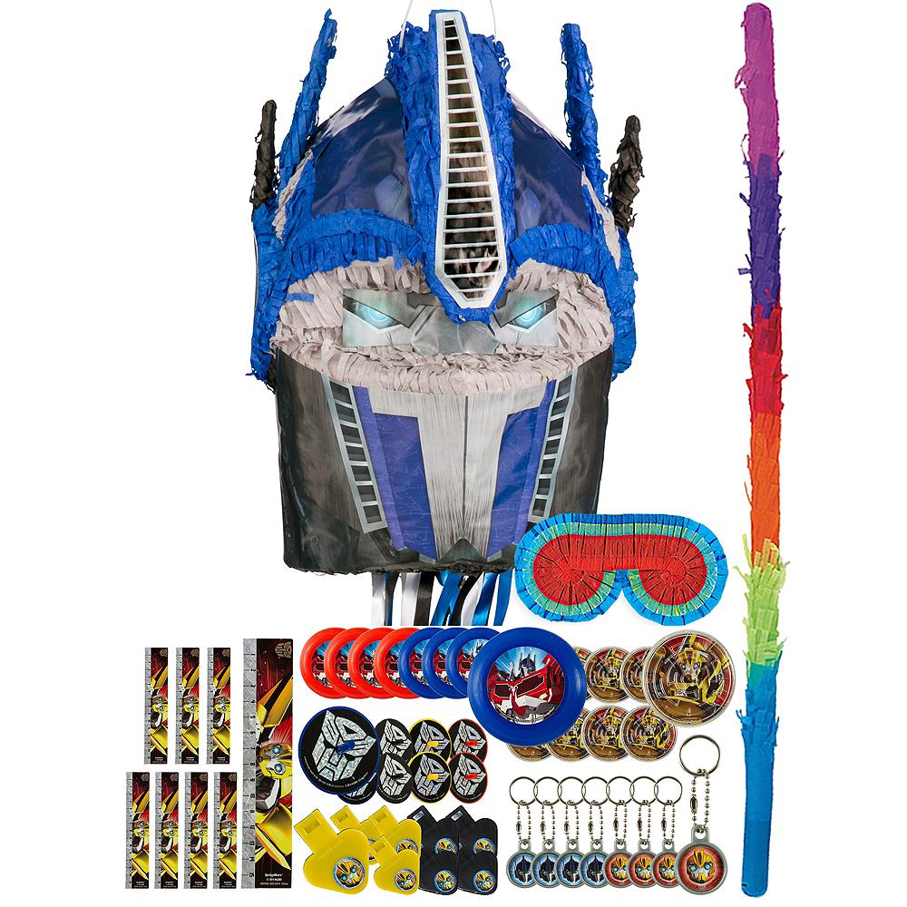 Optimus Prime Pinata Kit with Favors - Transformers Image #1