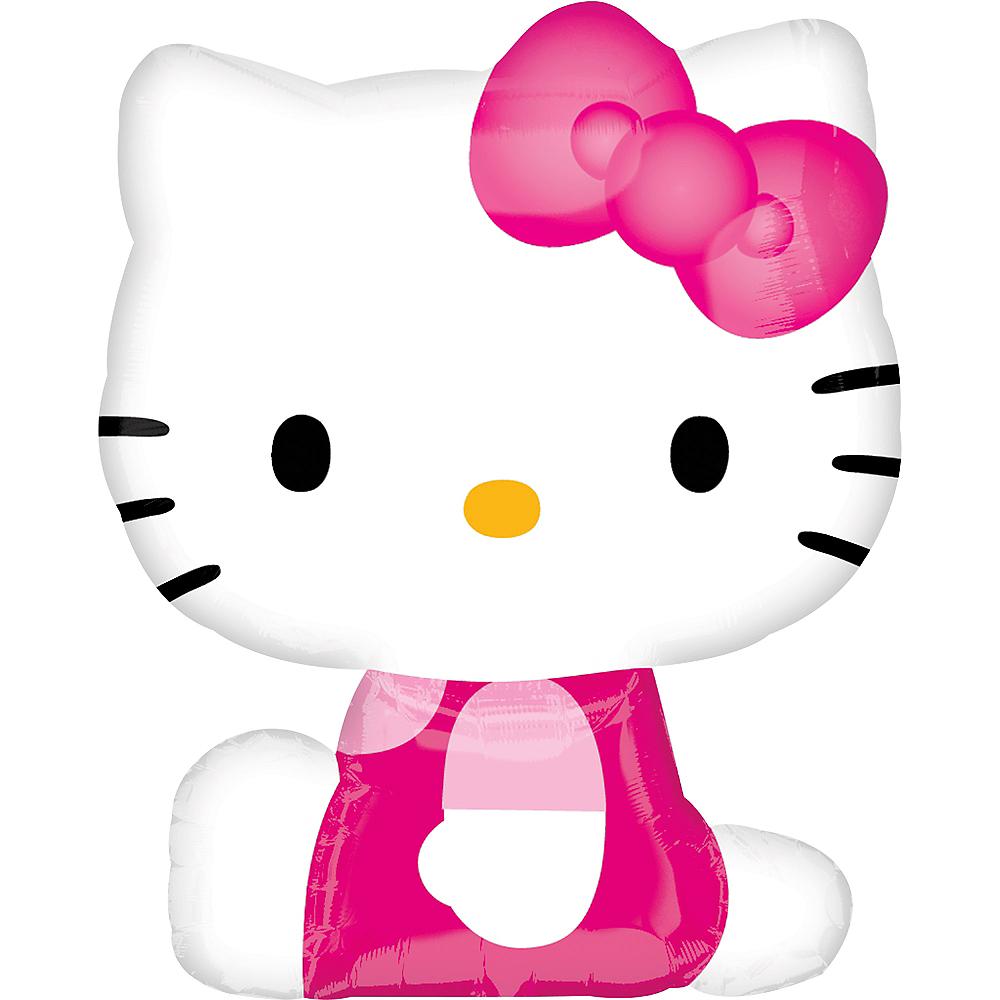 Hello Kitty Balloon - Giant Image #1