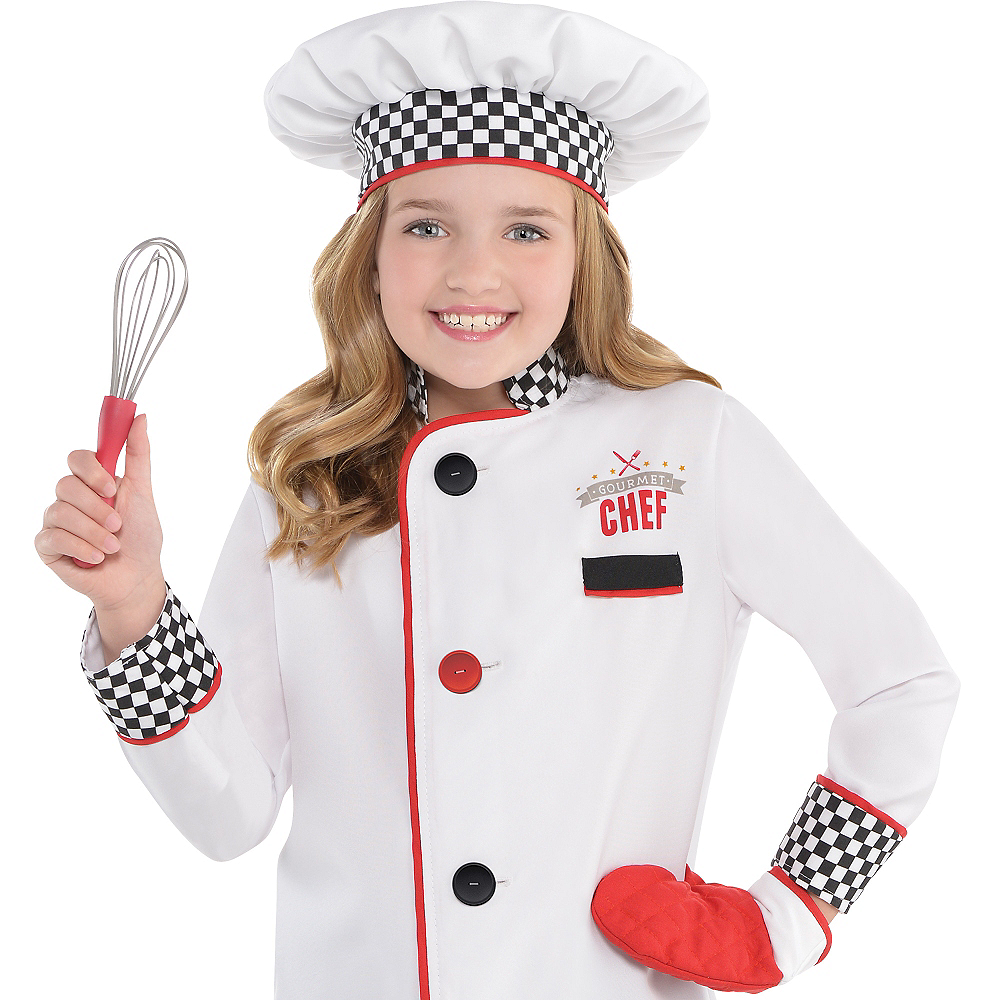Child Chef Costume Party City