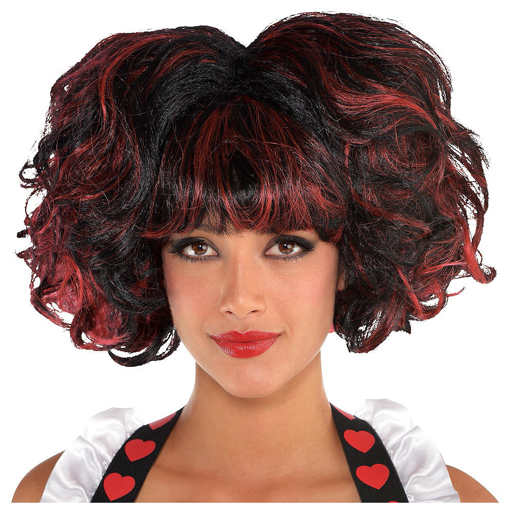 Red Queen Wig Image #1