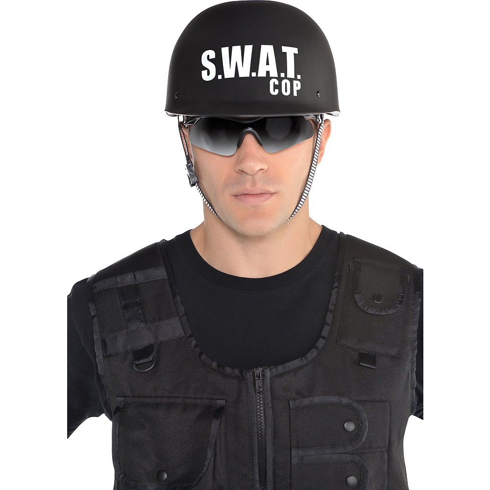 Nav Item for SWAT Cop Helmet Image #2