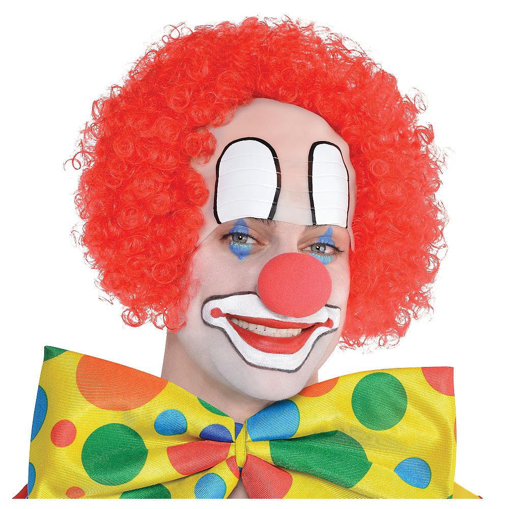 Bald Clown Wig Image #1