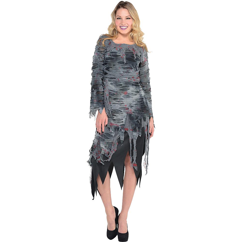 Sexy Zombie Dress Image #3
