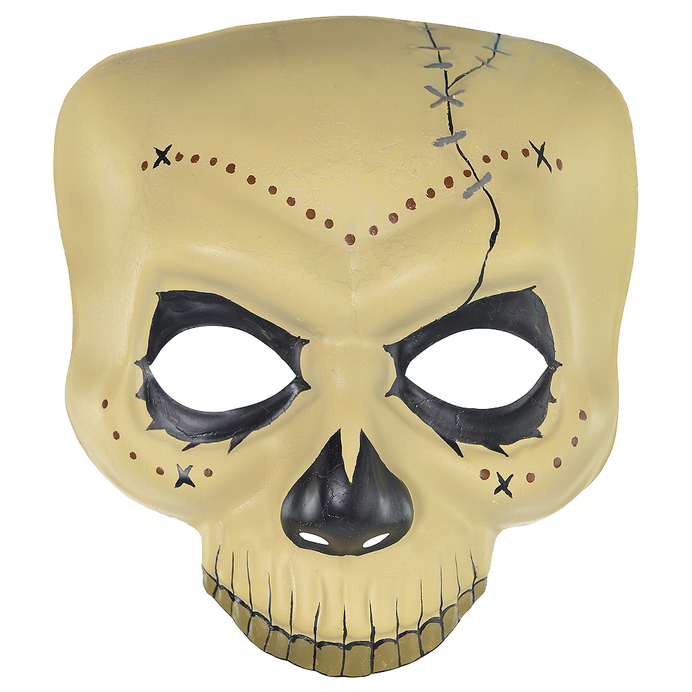 Witch Doctor Skull Mask Image #1
