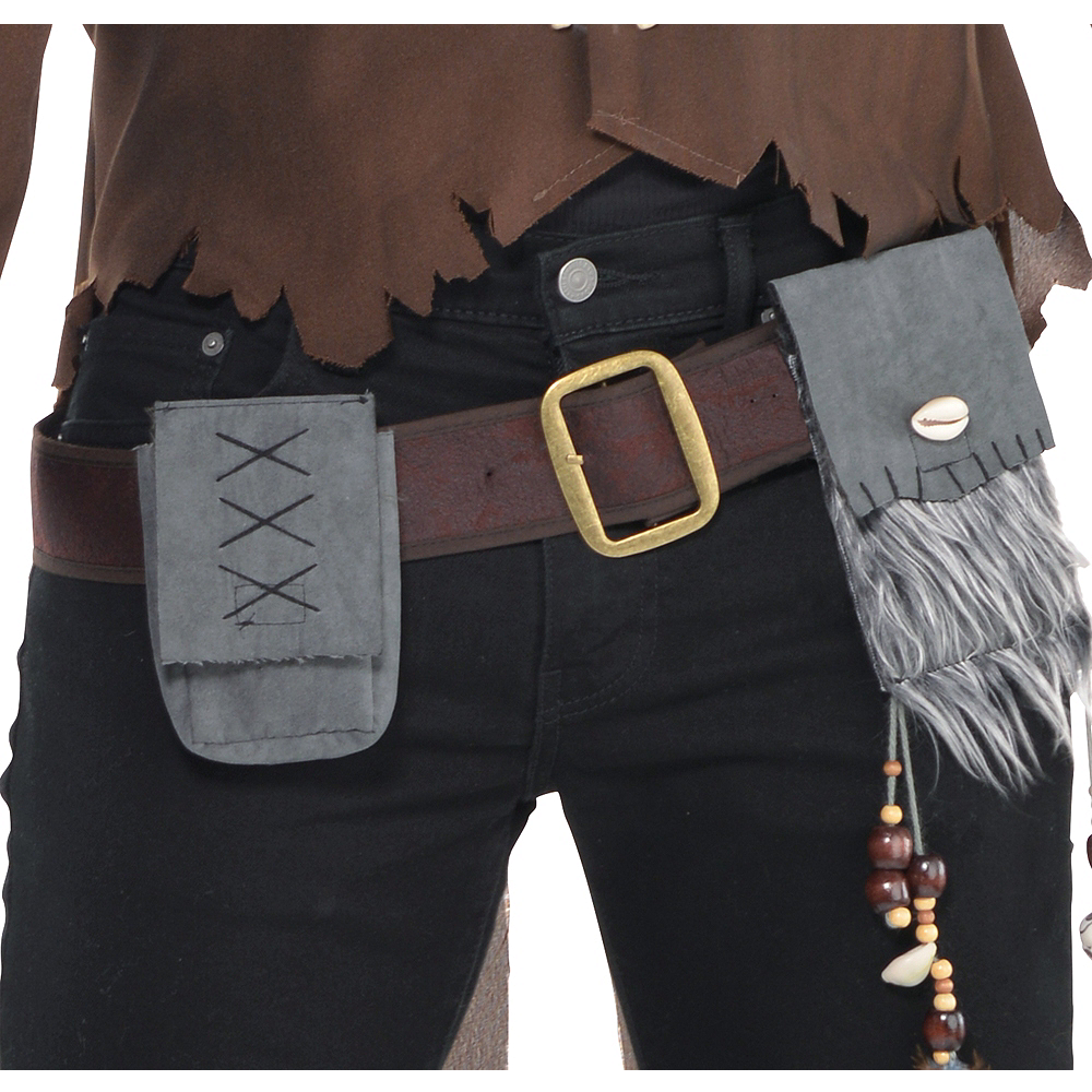 Witch Doctor Medicine Belt Image #1