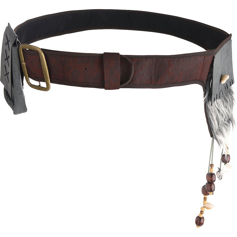 Witch Doctor Medicine Belt Image #2