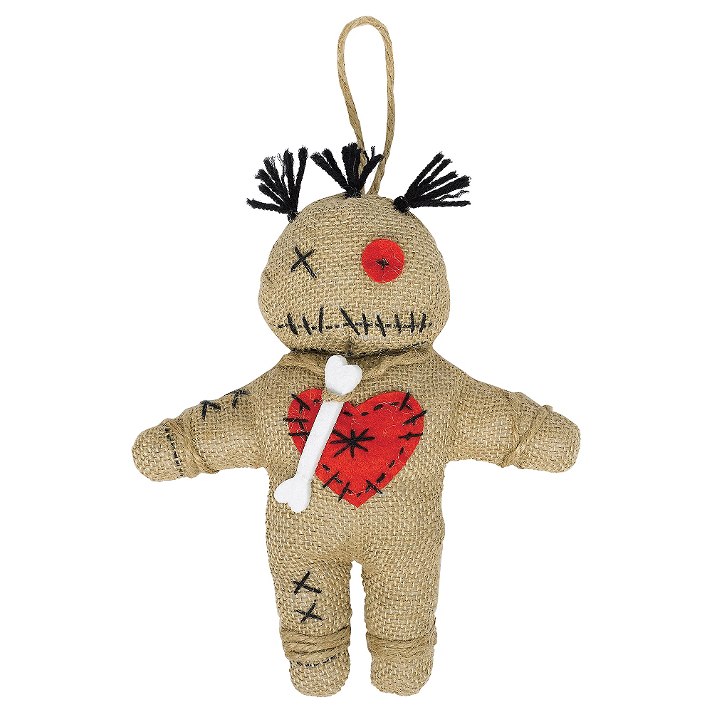 Witch Doctor Voodoo Doll Image #1