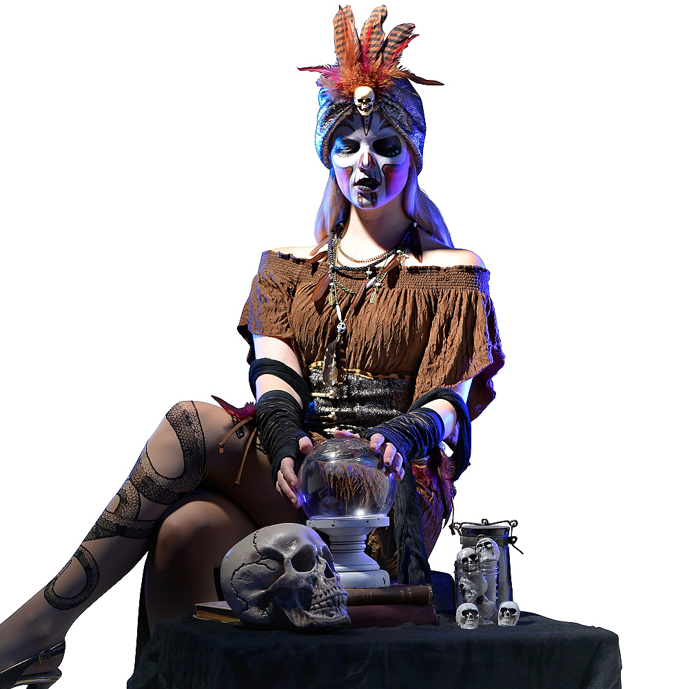Witch Doctor Turban Image #2