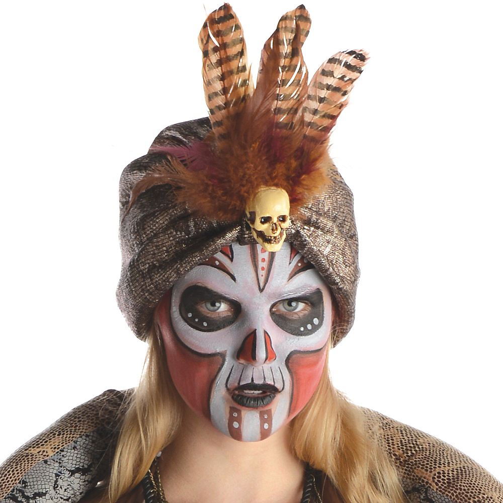 Witch Doctor Turban Image #3