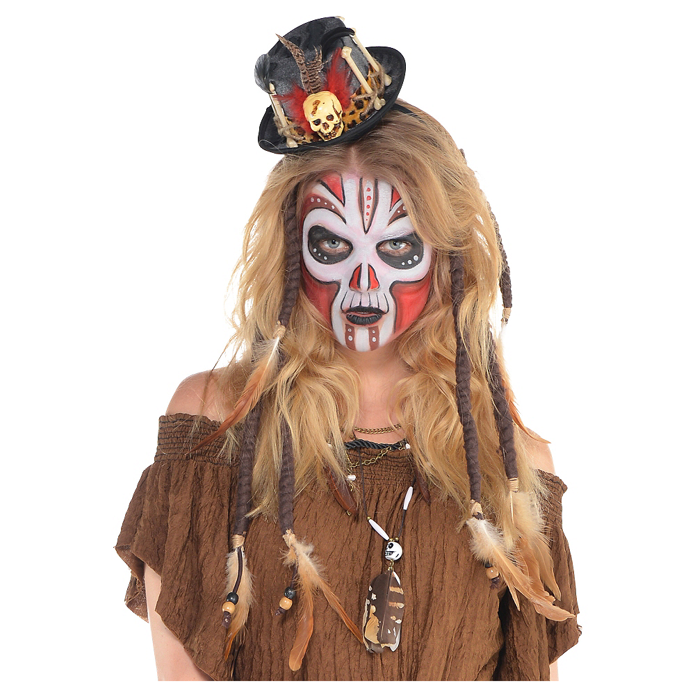 Witch Doctor Hair Extensions 2ct Image #1