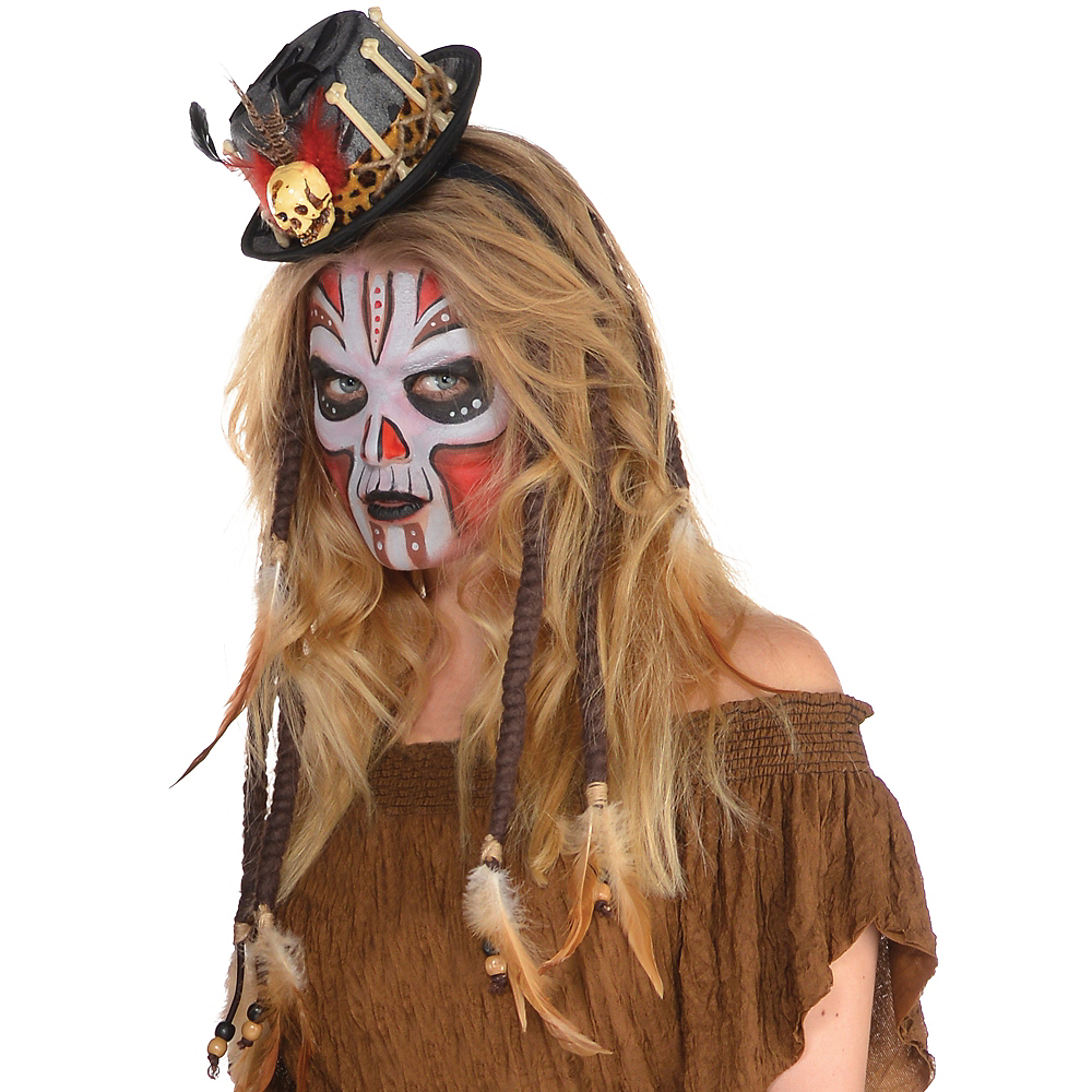 Witch Doctor Hair Extensions 2ct Image #2