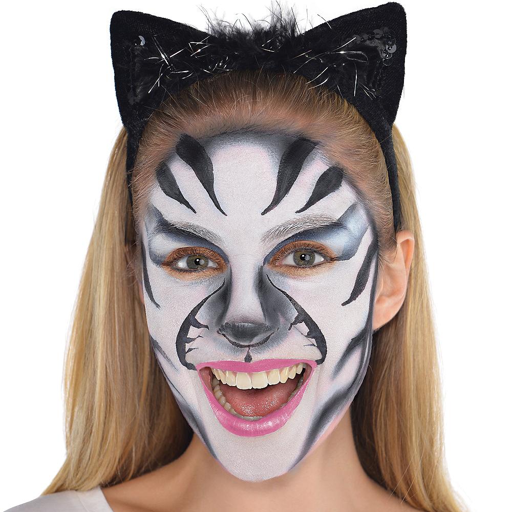 Black & White Makeup Sticks 2ct Image #2