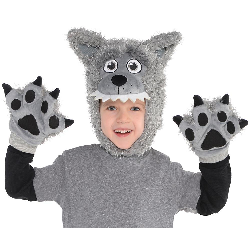 Child Wolf Accessory Kit Image #1