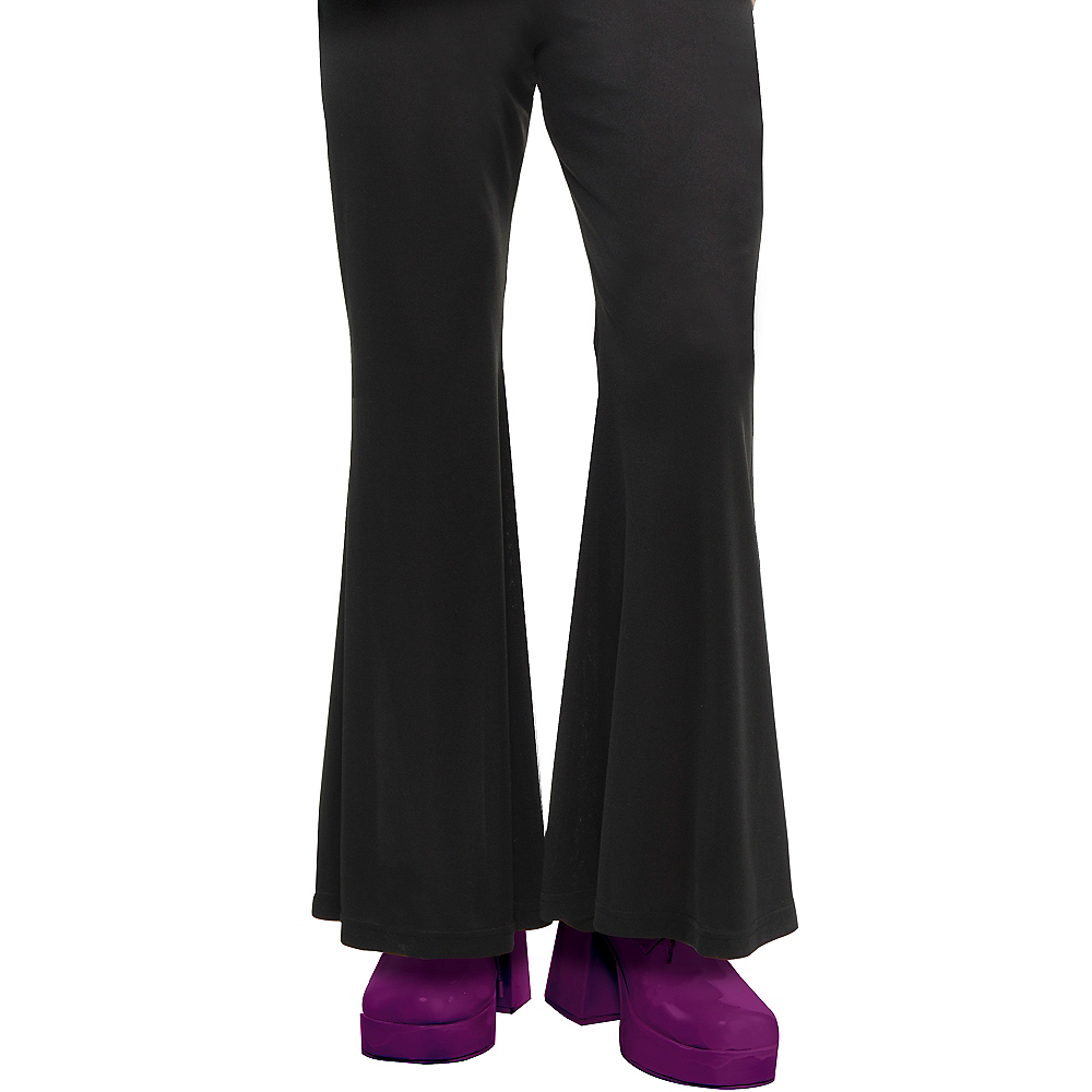 Nav Item for Black Bell Bottoms Image #2