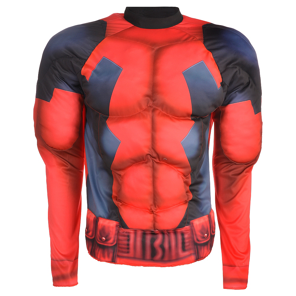 Nav Item for Deadpool Muscle Shirt Image #1