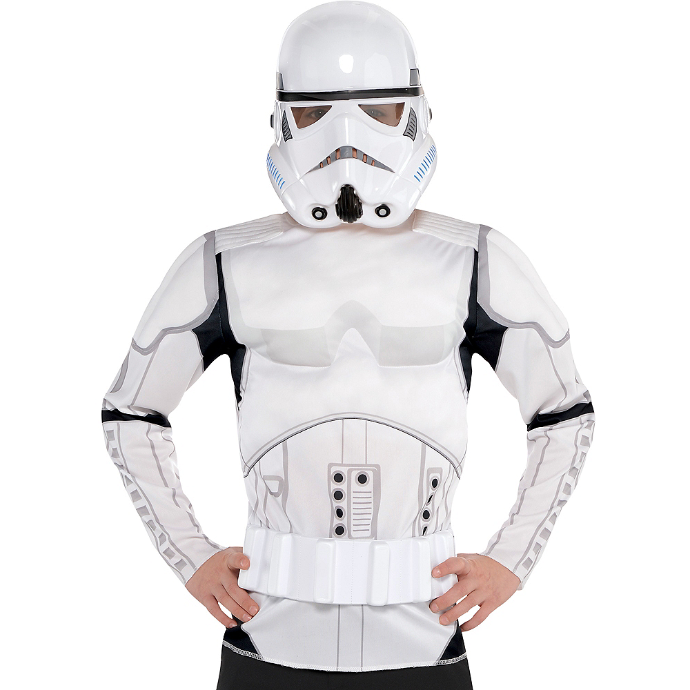 Child Stormtroopers Muscle Shirt - Star Wars Image #1