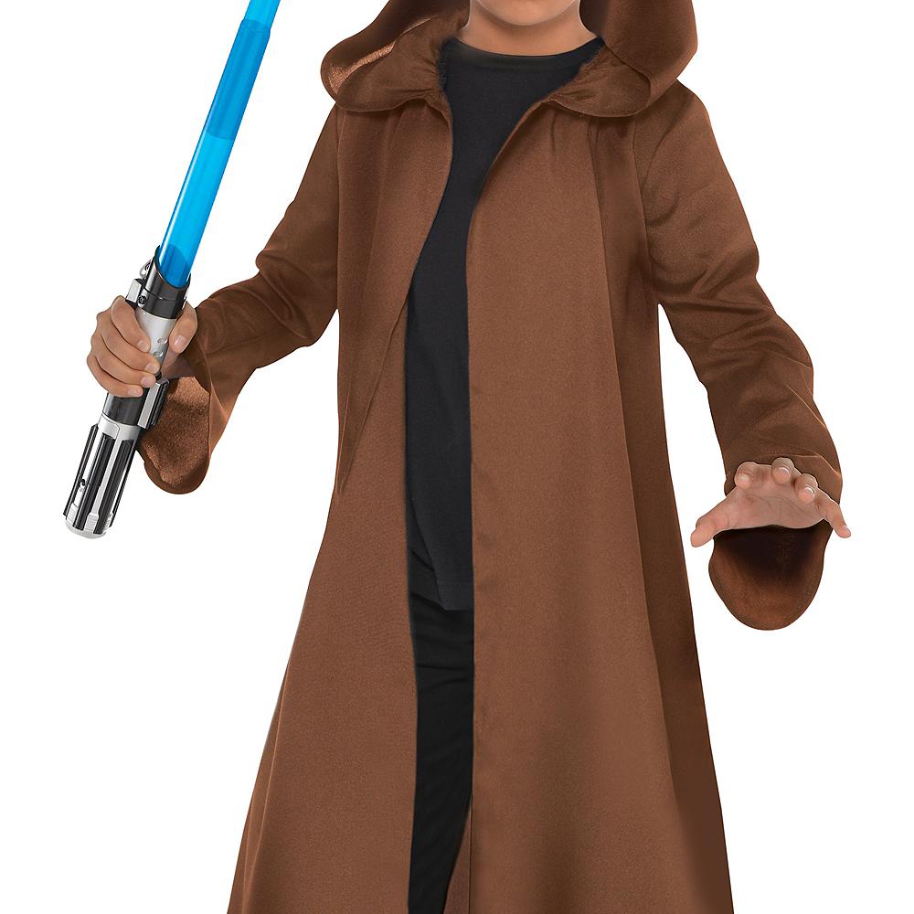 Child Brown Jedi Robe Image #3