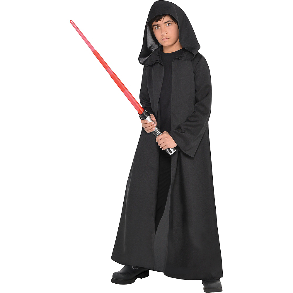 Child Black Sith Robe Image #1