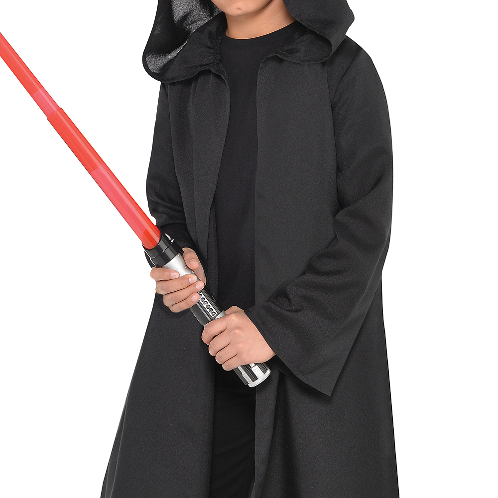 Child Black Sith Robe Image #3
