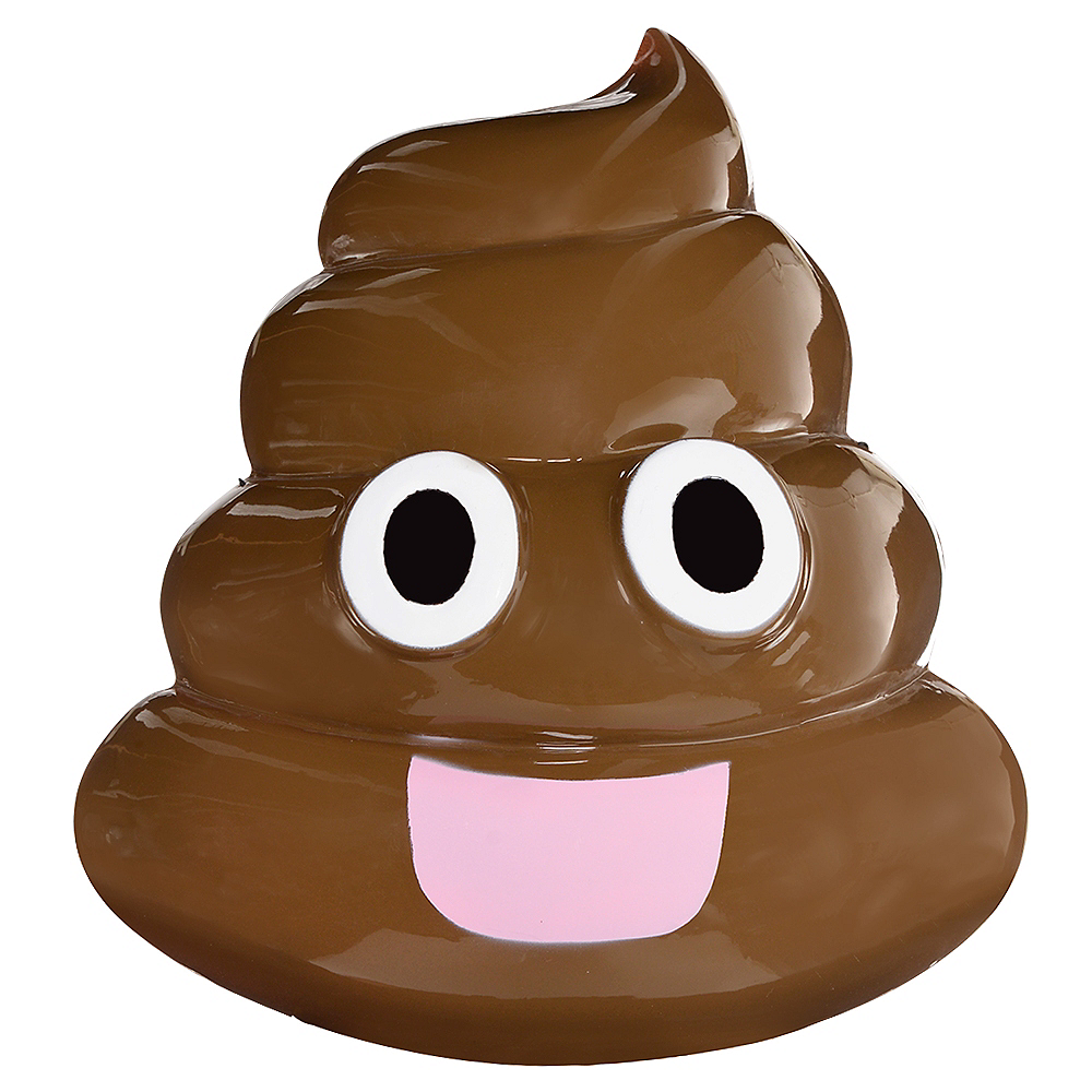 Poop Icon Mask Image #1