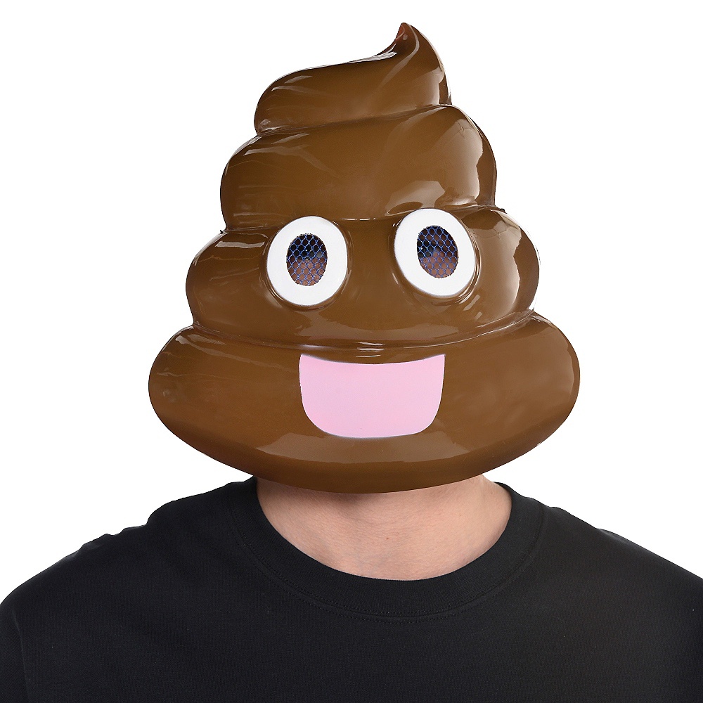 Poop Icon Mask Image #2