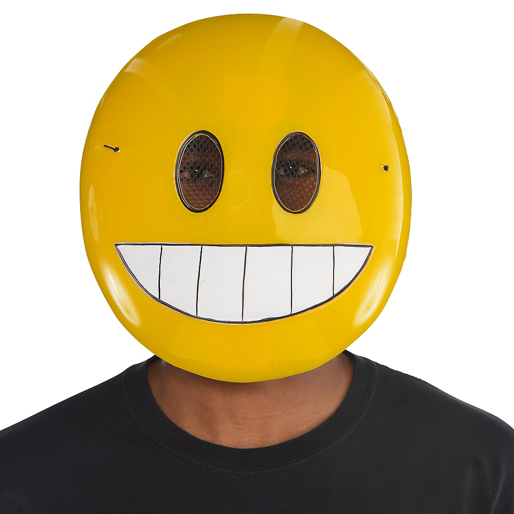 Smiley Mask Image #2