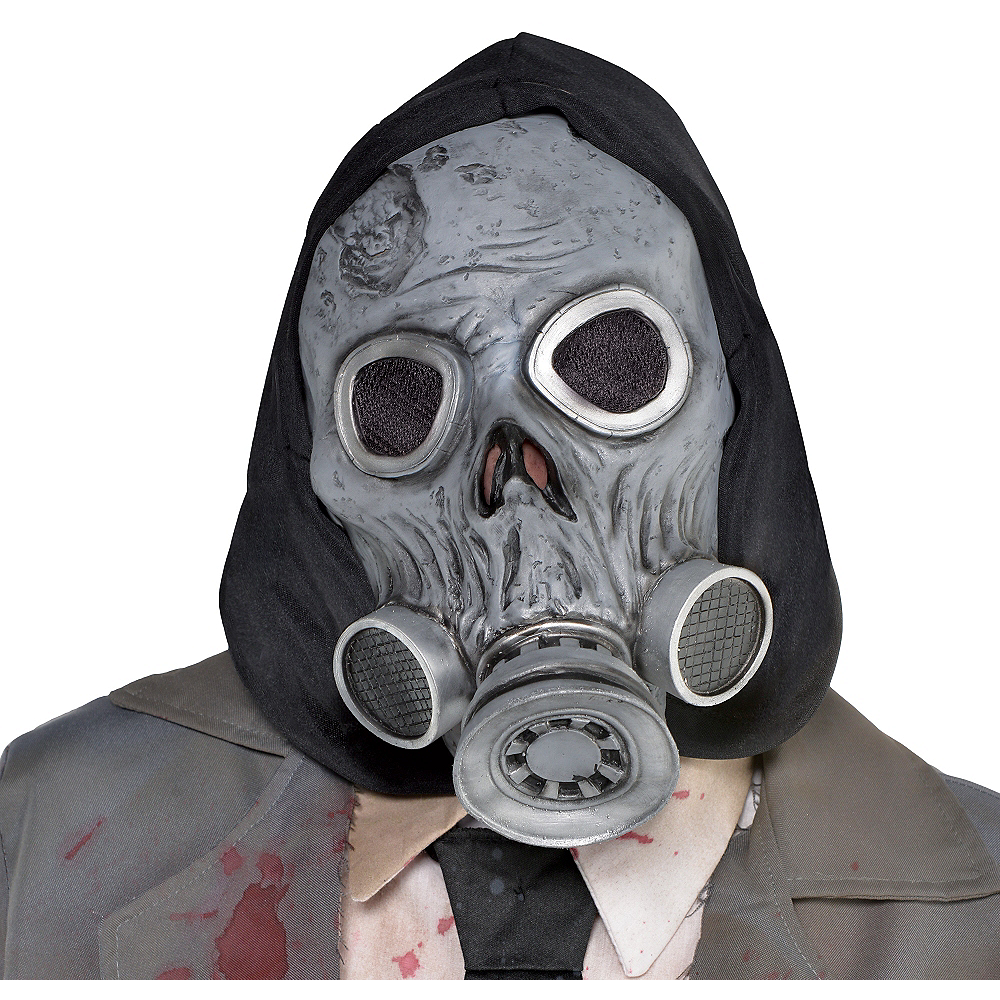 Nav Item for Zombie Gas Mask Image #2