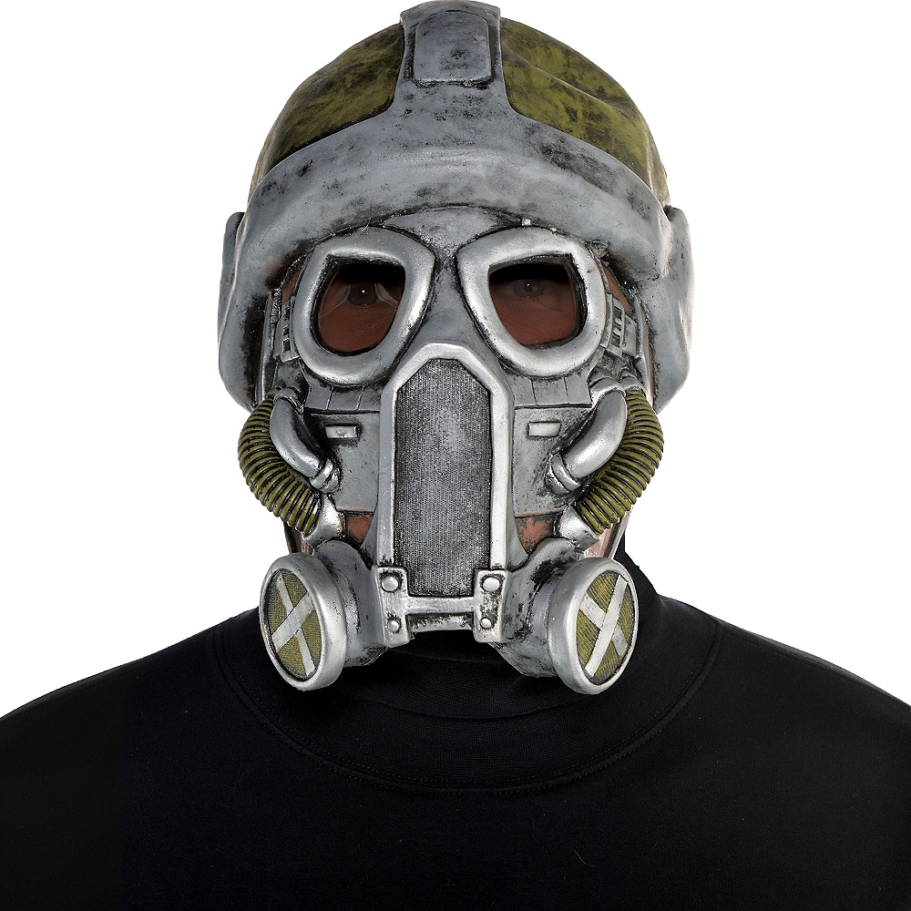 Zombie Gas Mask Image #2