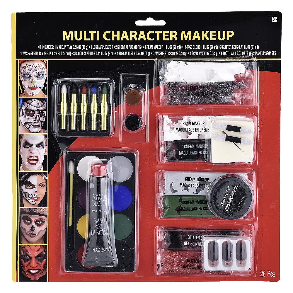 Multi-Character Makeup Kit 26pc Image #1