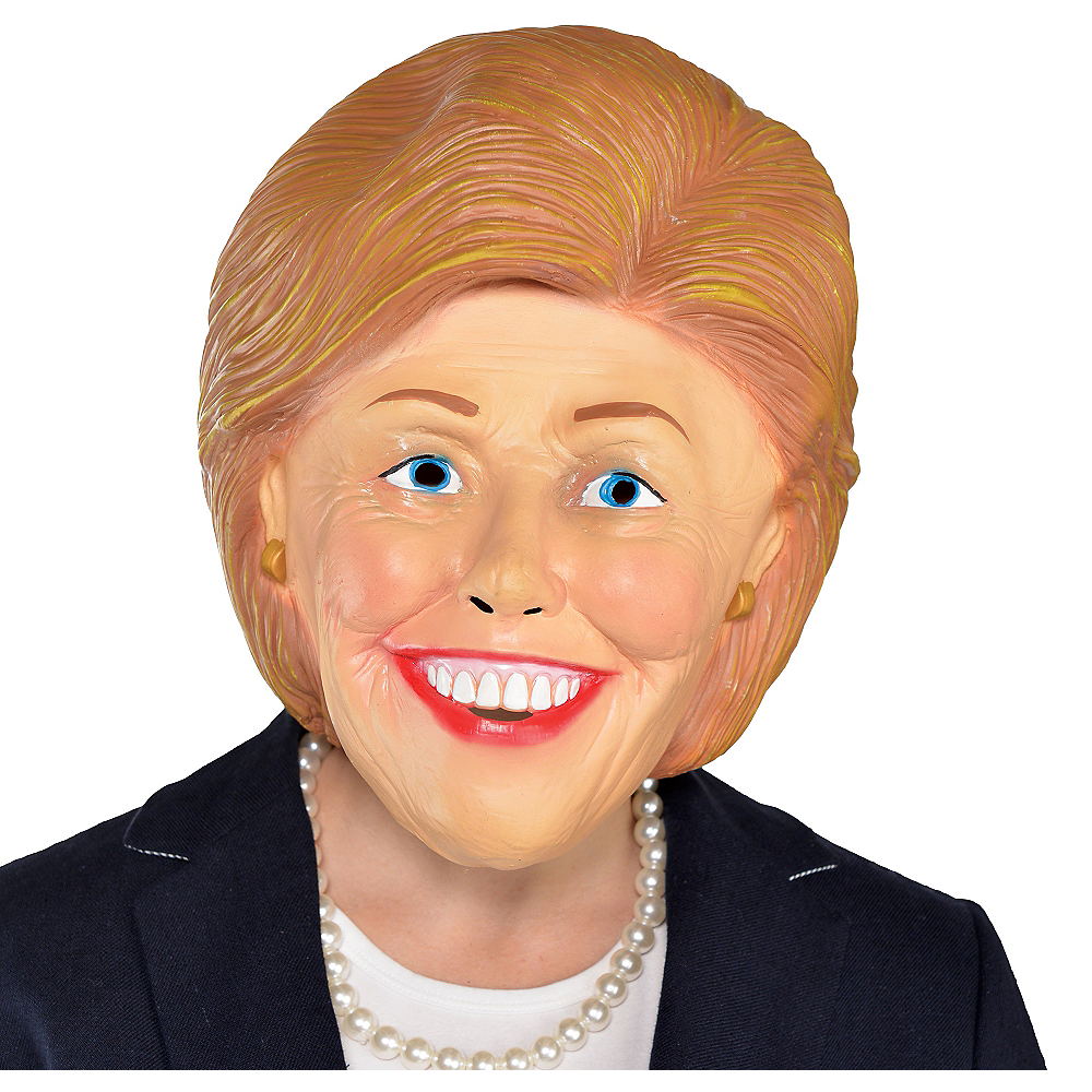 Female Presidential Candidate Mask Image #2