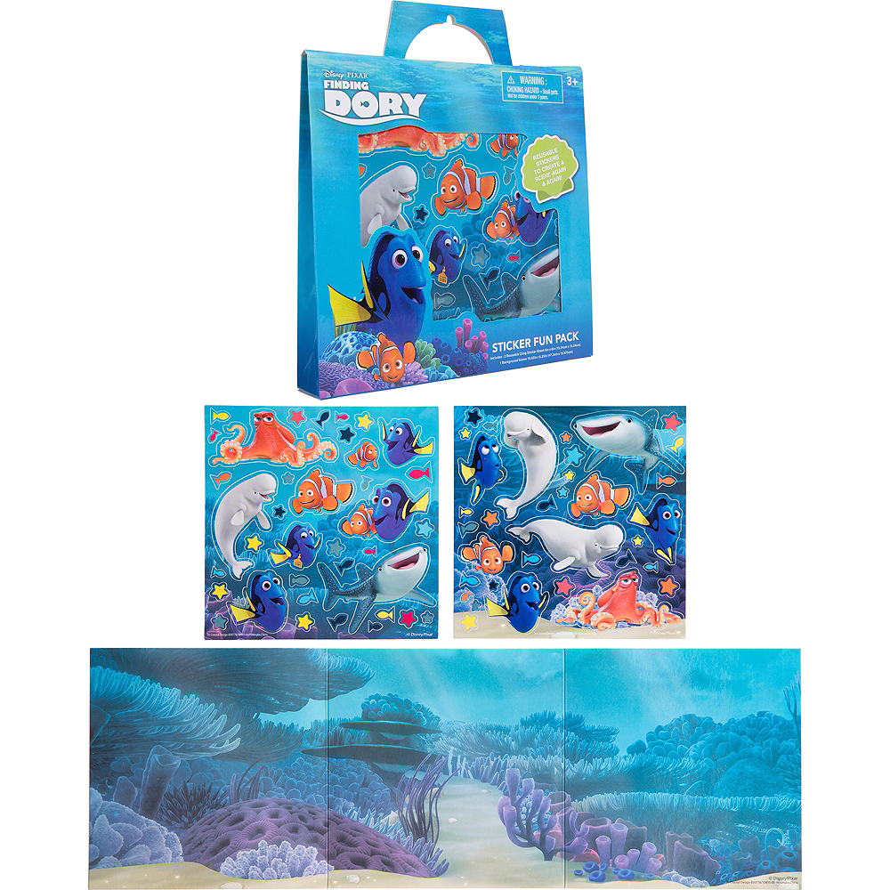 Finding Dory Sticker Activity Kit Image #1