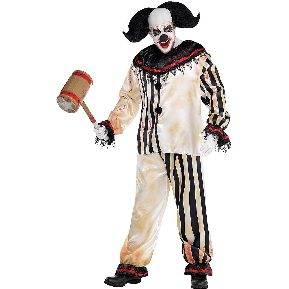 f6a4d035d78 Bloody Clown Suit Plus Size - Freak Show