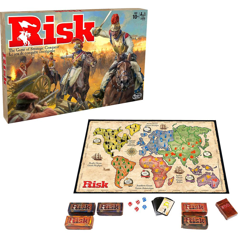 Risk Board Game Image #1