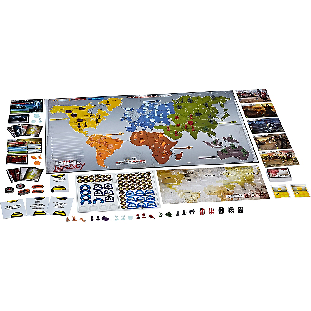 Risk Board Game Image #2