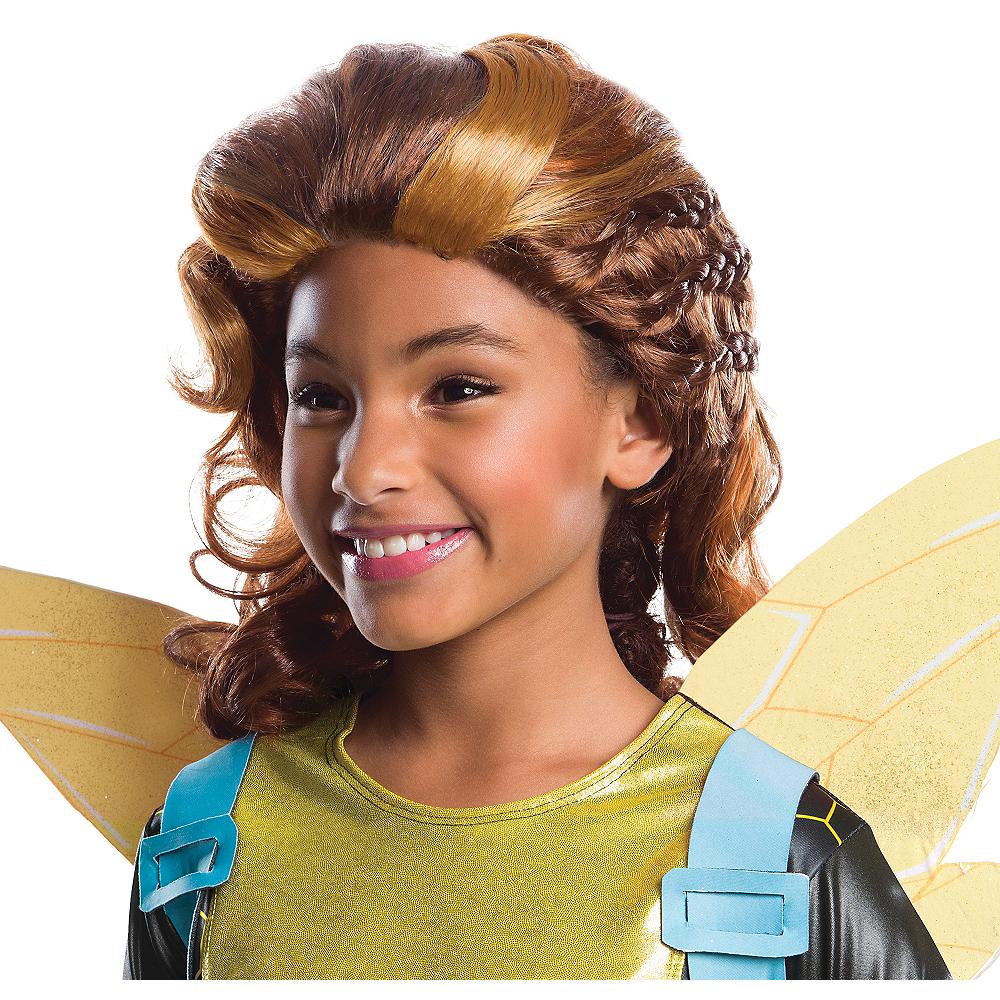 Child Bumblebee Wig - DC Super Hero Girls Image #1